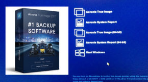 Acronis True Image 2017 Build 5554 Bootable