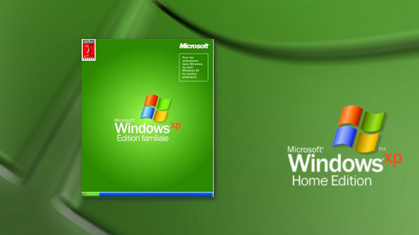 windows xp edition familiale sp3 oem fr 32-bits