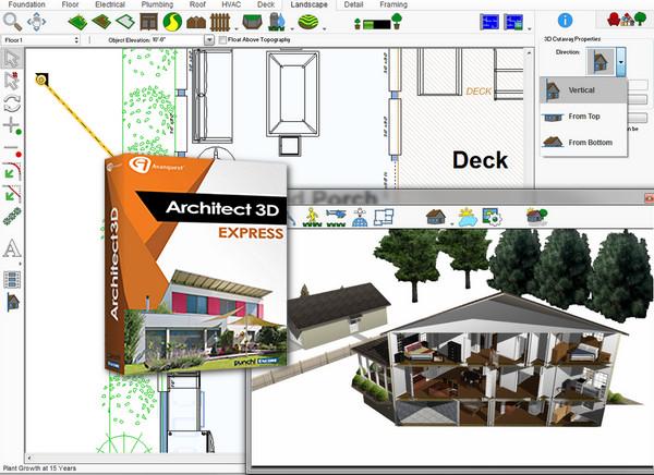 Architecte 3d 2017 V19 Express Trucnet