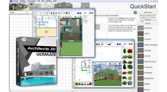 Architecte 3d Ultimate 2017 V19 Trucnet