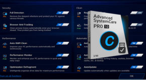 Advanced SystemCare 10.2.0.725 PRO + Portable