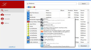 Music and Video Downloader 1.96 Portable