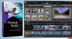 Pinnacle Studio Ultimate 20.5.0