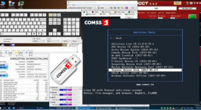 COMSS Boot USB 2017.09