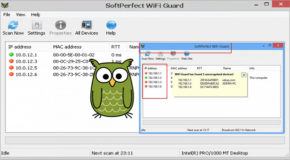 SoftPerfect WiFi Guard 2.0.0 Portable