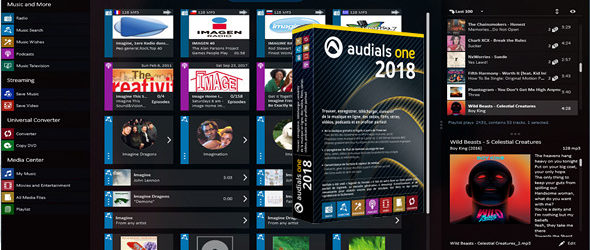 Audials One 2018 1.32