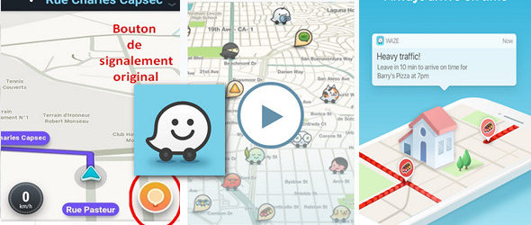 Waze – GPS, Maps, Traffic, Alerts 4.34.1.0
