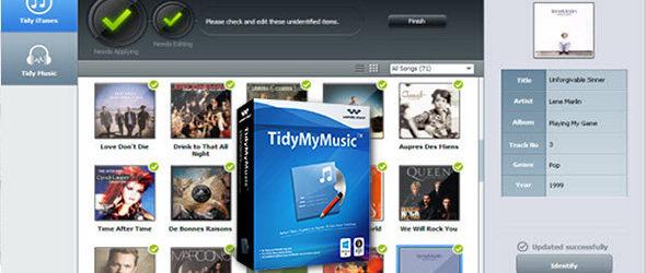 Wondershare TidyMyMusic 1.6.0.3 Wondershare-TidyMyMusic-1.6.0.3-590x250