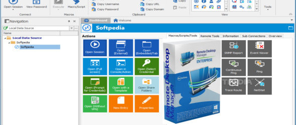 Remote Desktop Manager Enterprise 13.0.14.0