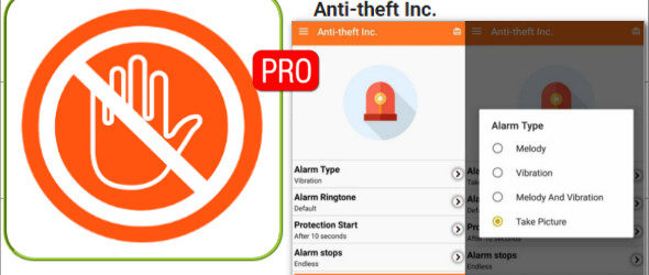 Anti-theft Inc. v3.1 Pro