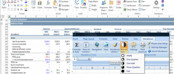 Macabacus for Microsoft Office 8.9.12.0