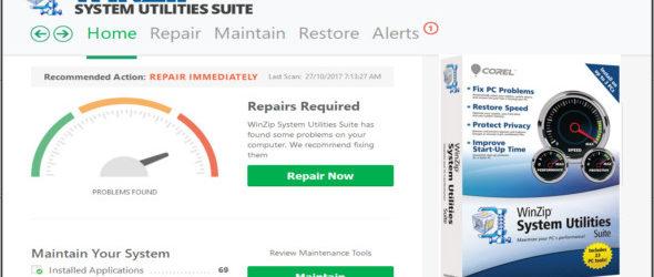 WinZip System Utilities Suite 3.3.6.2