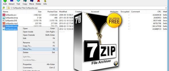 7-Zip 18.04 Beta + Portable