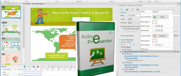 ActivePresenter Professional Edition 7.2.2