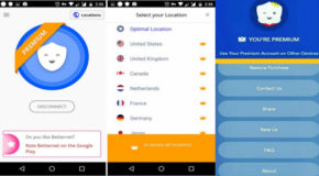 Betternet VPN et Private Browser v4.0.6 Premium