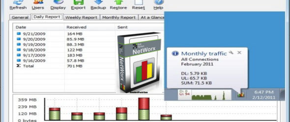 NetWorx 6.2.0 Portable