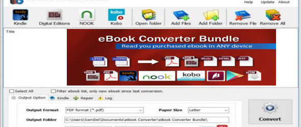 eBook Converter Bundle 3.18.707.420
