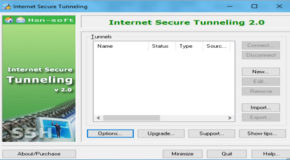 Internet Secure Tunneling 2.0.0.244