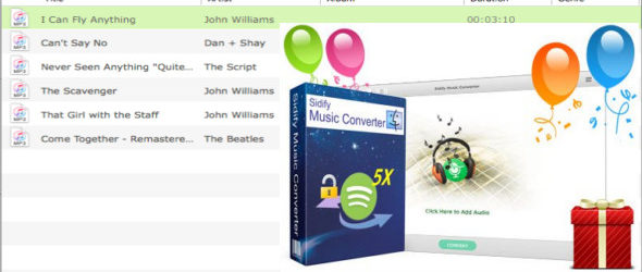 Sidify Music Converter Spotify 1.3.2 + Portable