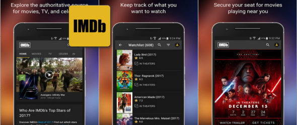 IMDb Movies et TV v7.6.2.107620100 mod