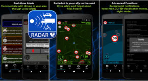 Radarbot v6.3.1 full – Détecteur de radar