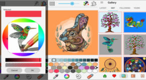 Coloring v2.0.59. Application de coloration