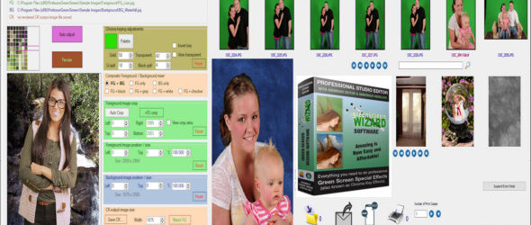 Green Screen Wizard Pro 10.2 + Portable 9.8