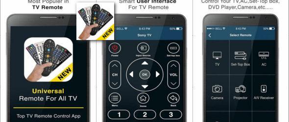 TV Remote Control Remote-Control-v1.1.9-Pour-tous-les-TV-590x250