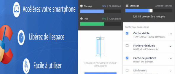 CCleaner Android v4.11.1 Phone Booster