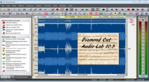 Diamond Cut Audio Restoration Tools 10.50