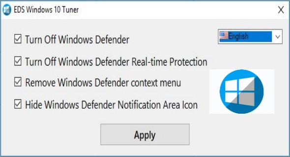 EDS Windows 10