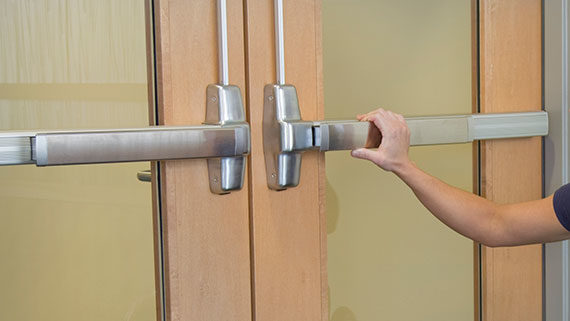Exterior Commercial Door Handle