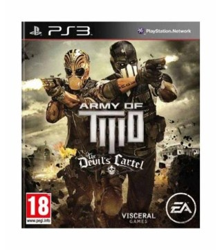 PS3 Army Of Two   Devil s Cartel English PS3 Army Of Two   Devil s Cartel R1 ALL