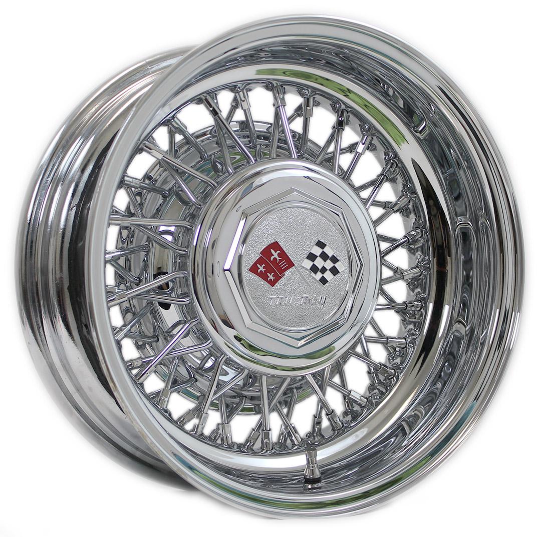 Wire 30 Spoke Wheels Weld