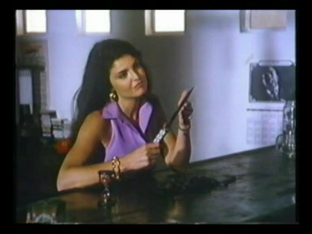 Play Murder For Me 1990 Jack Wagner Tracy Scoggins