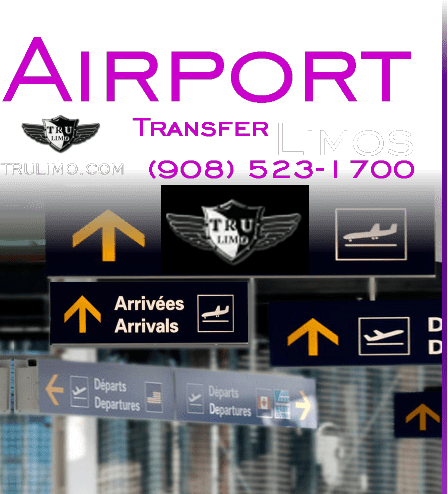 New Jersey Airport Heliport Limo Rental Service NJ AIRPORT LIMOS