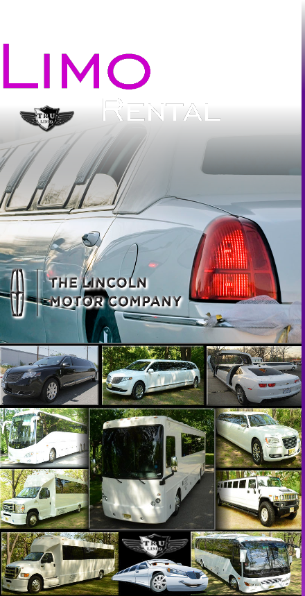 Party Bus and Limo Rental Service HOBOKEN LIMOUSINES