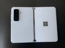 First images of Microsoft Surface Duo 2 hint at massive camera acceleration