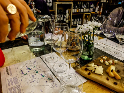 Food tour in Budapest – Including tour of the market, Hungarian meal, coffee and wine tastings