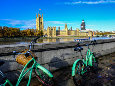 London bike tour – A cool tour taking you to famous and hidden locations in London