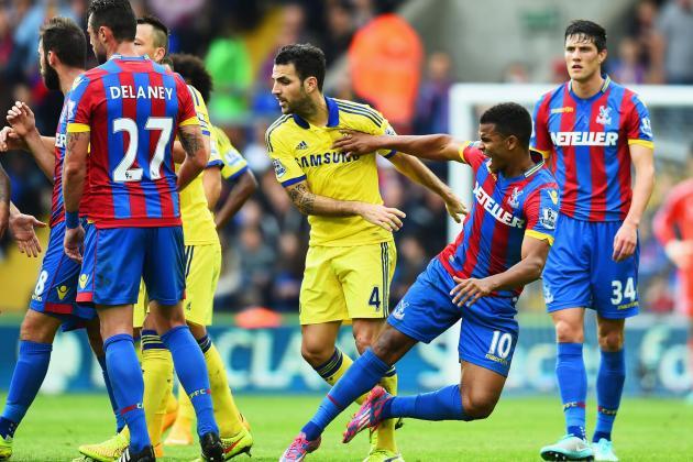 Crystal Palace Vs Chelsea