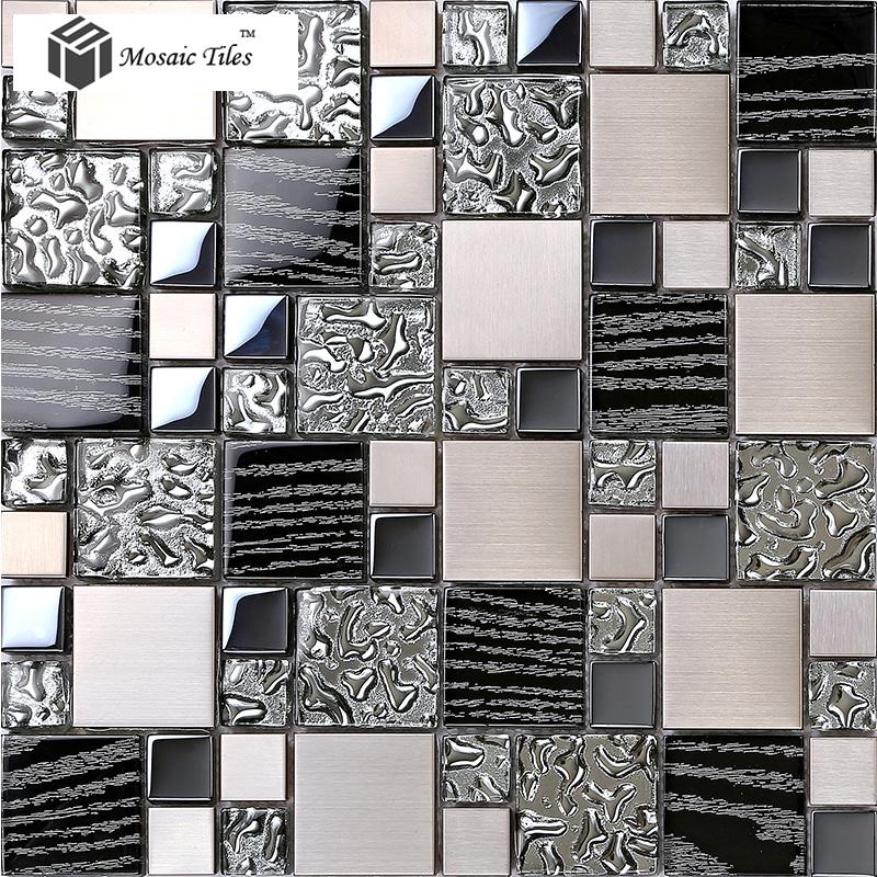 Stick Tiles Aluminum