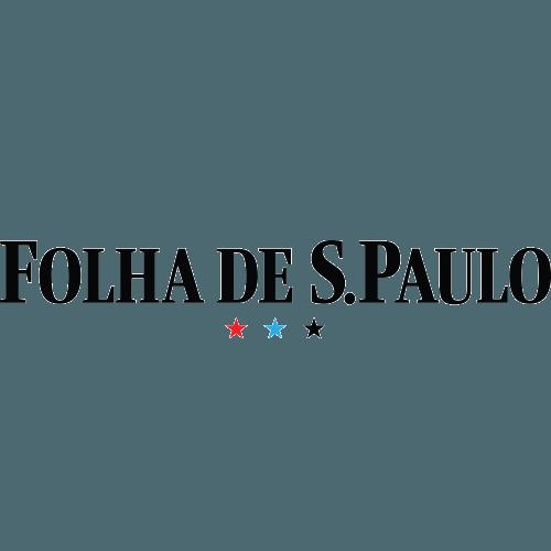 Logo Folha de São Paulo