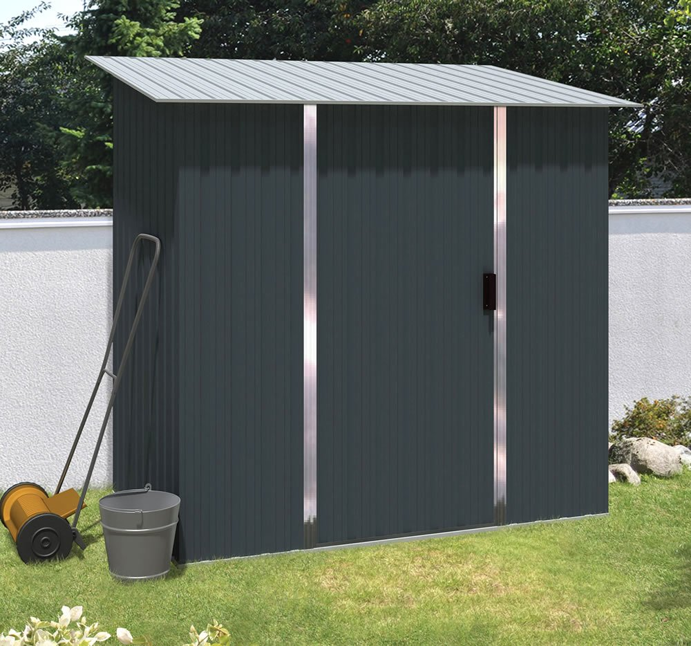 Small Outside Storage Shed