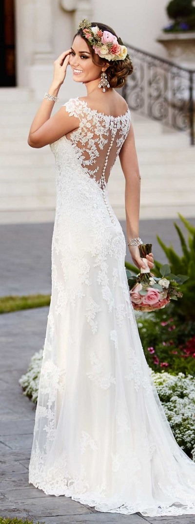 Stella York Spring 2016 Wedding Dresses Collection ...