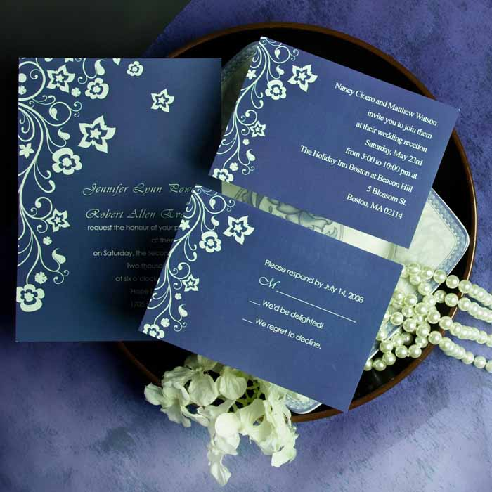 Cheap Wedding Invitations Vintage