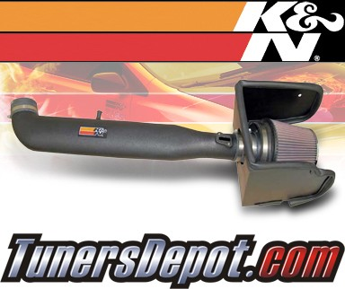 K Amp N 174 Aircharger Intake System 08 09 Nissan Frontier V6 4