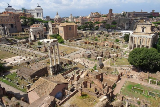 Roman Forum - Free admission with the Rome City Pass
