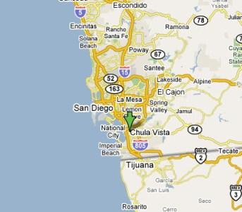 chula vista downtown map » ..:: Edi Maps ::.. | Full HD Maps