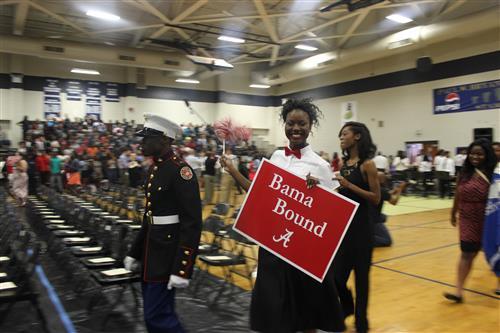 Al School Bryant High Tuscaloosa W Paul